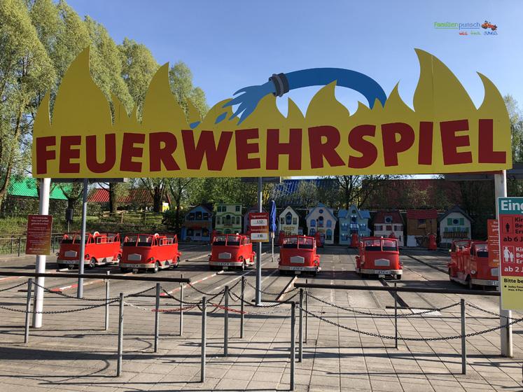 Ravensburger Spieleland - Feuerwehrspiel