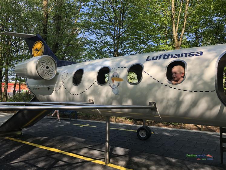 Ravensburger Spieleland - Flugzeug für die Kleinsten