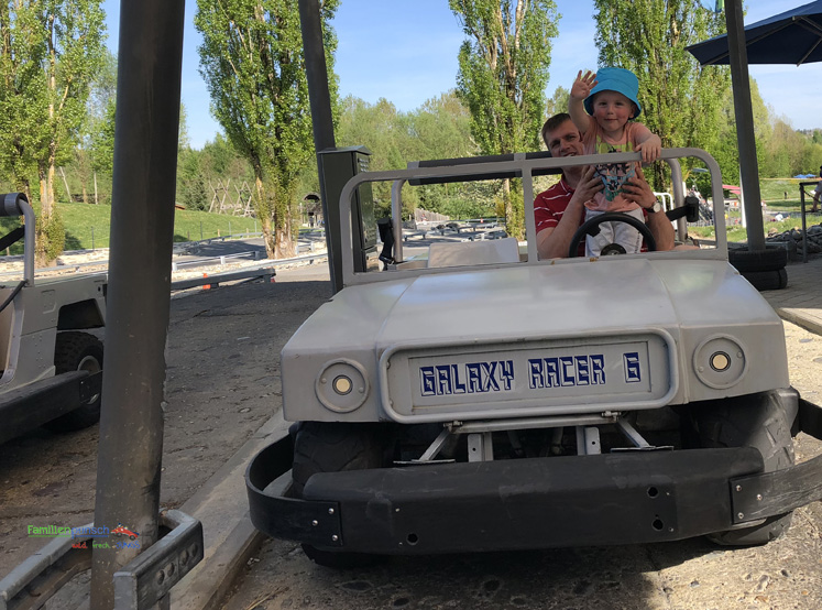 Ravensburger Spieleland - Galaxy Racer