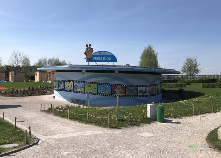 Ravensburger Spieleland - Maus Kino