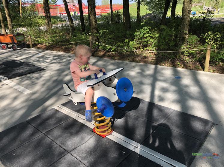 Ravensburger Spieleland - Spielplatz für die Kleinsten