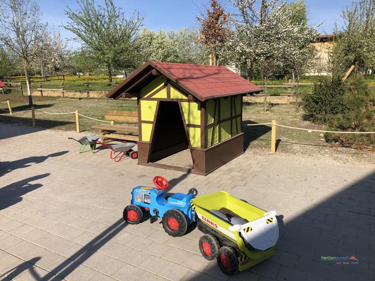 Ravensburger Spieleland - Traktoren fahren