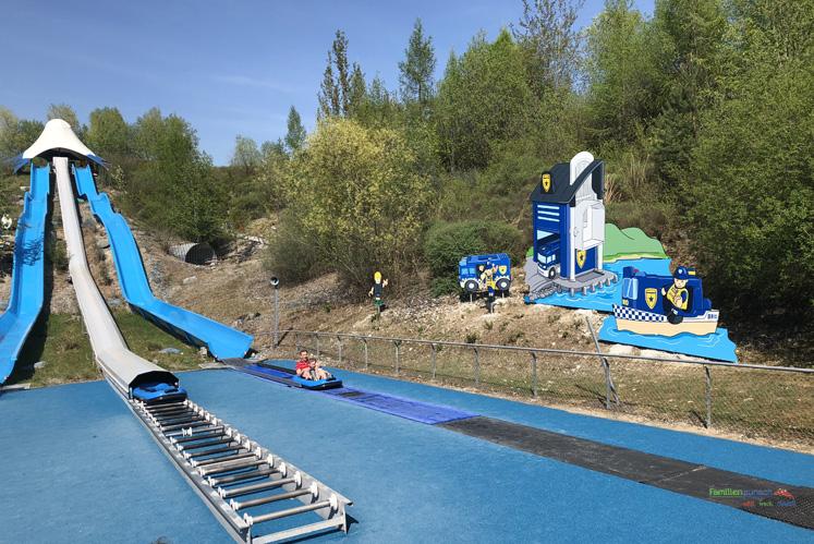 Ravensburger Spieleland - Wasserpolizei