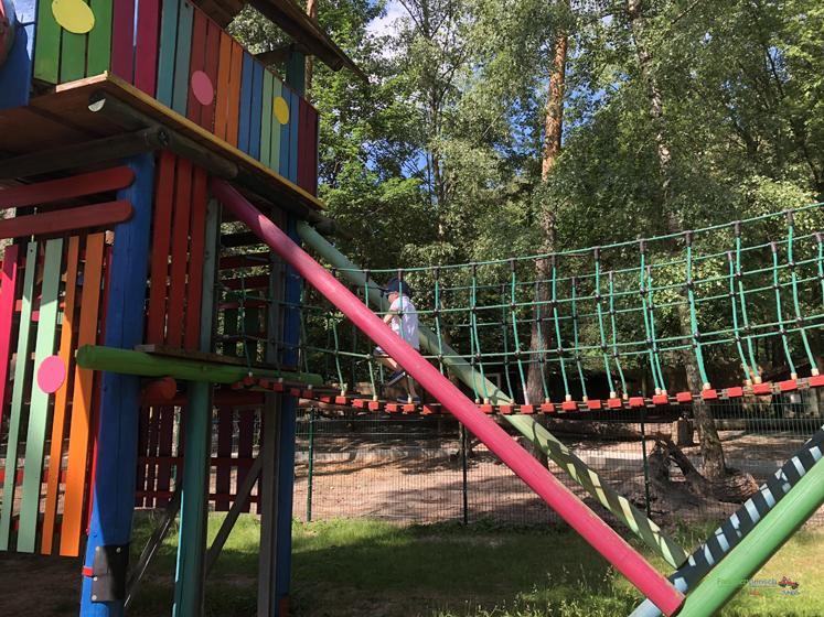 Geiselwind - Abenteuer-Spielplatz