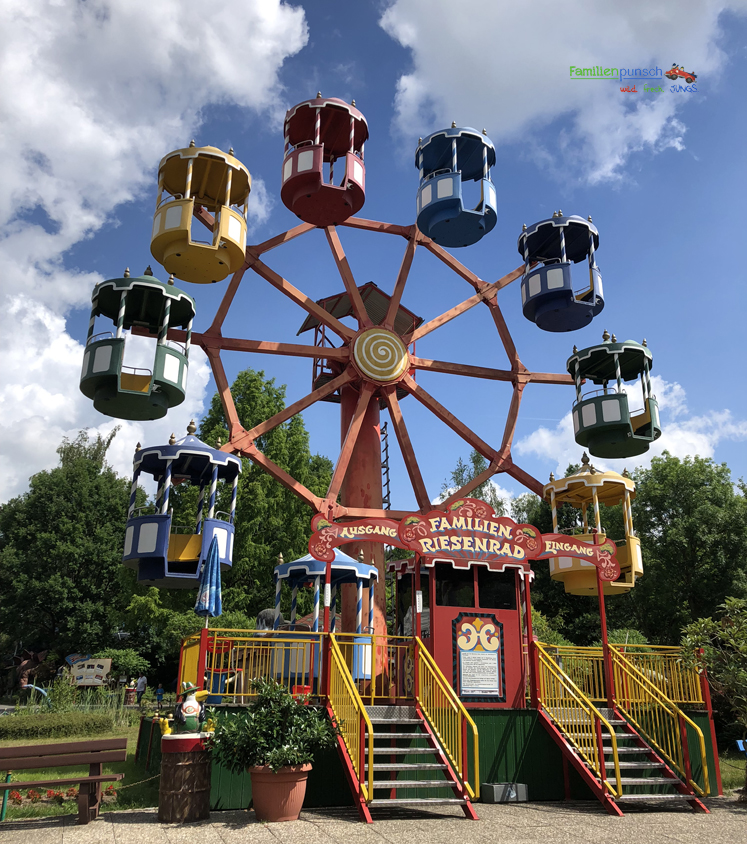 Geiselwind - Familien Riesenrad