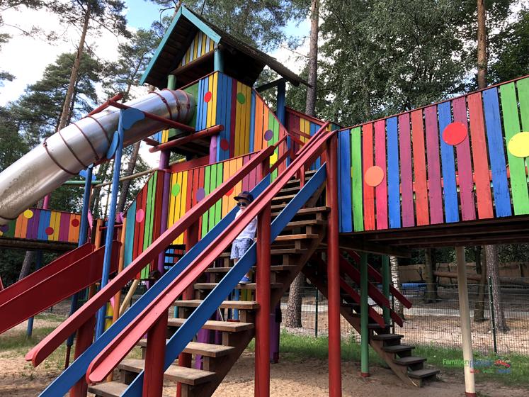 Geiselwind - Spielplatz