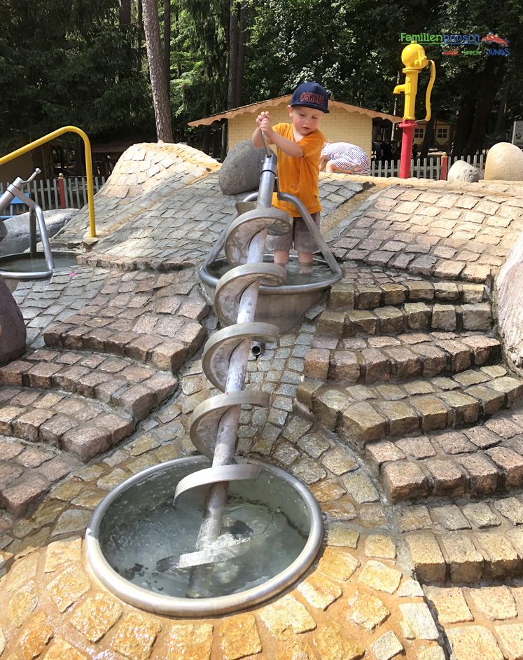 Geiselwind - Wasserspielplatz