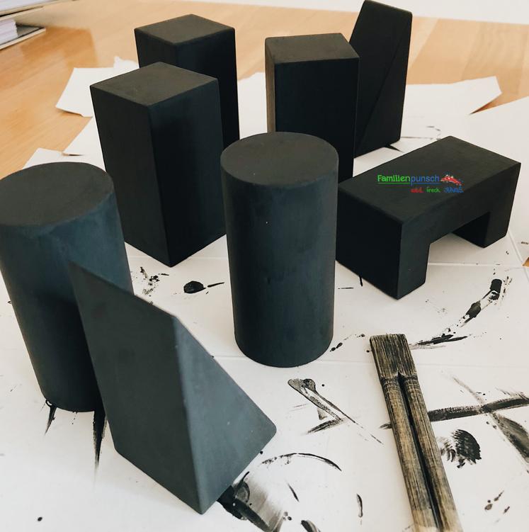 Bausteine - bereit zum Einsatz