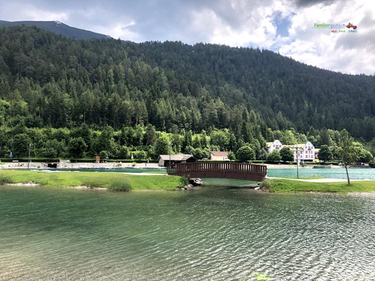 Familienparadies Sporthotel Achensee - Ausflug zum Achensee