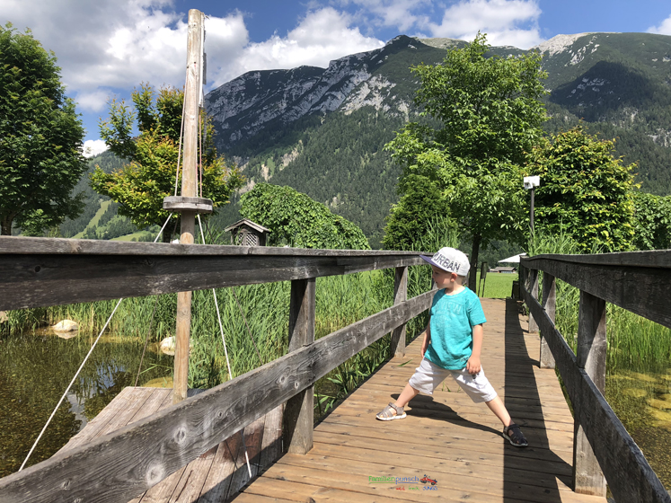 Familienparadies Sporthotel Achensee - Berge