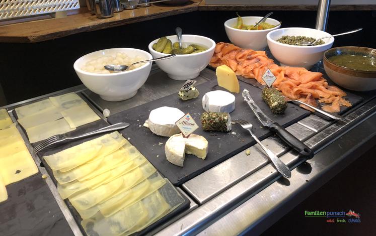 Familienparadies Sporthotel Achensee - Frühstücksbuffet