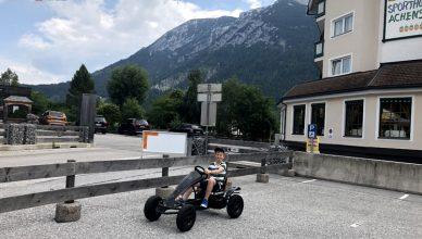 Familienparadies Sporthotel Achensee - Go-Kart