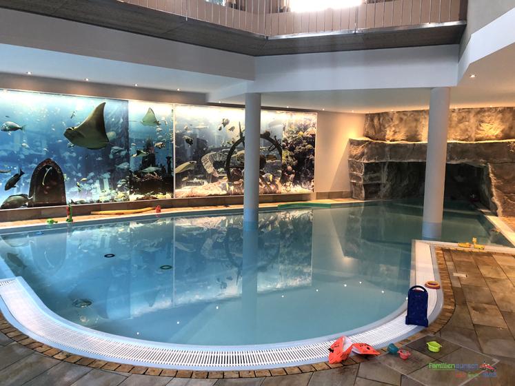 Familienparadies Sporthotel Achensee - Kinderpool