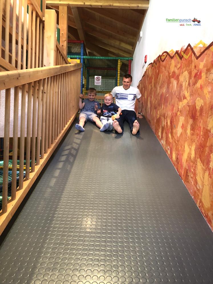Familienparadies Sporthotel Achensee - Rutsche