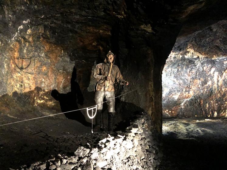 Saalfelder Feengrotten – Das Bergwerk