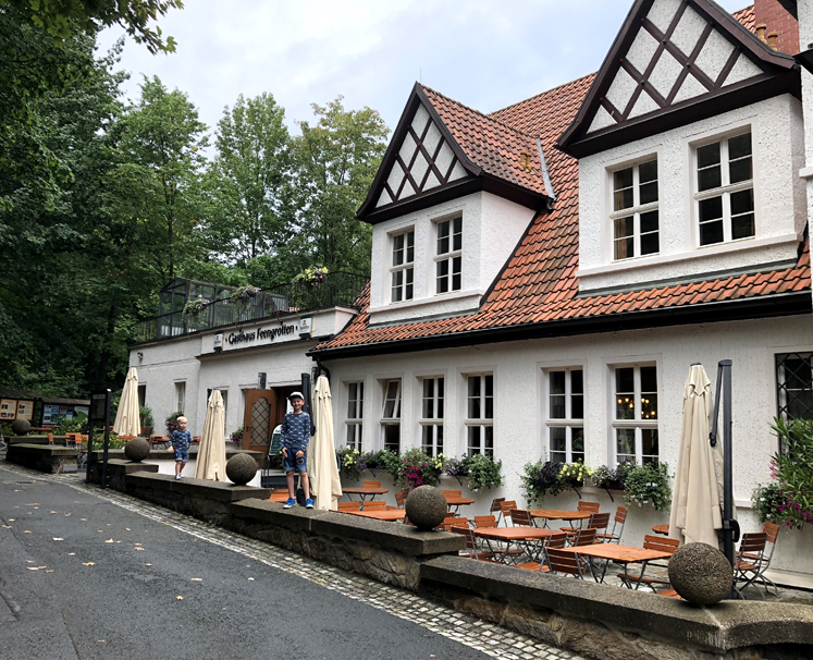 Saalfelder Feengrotten – Gasthaus