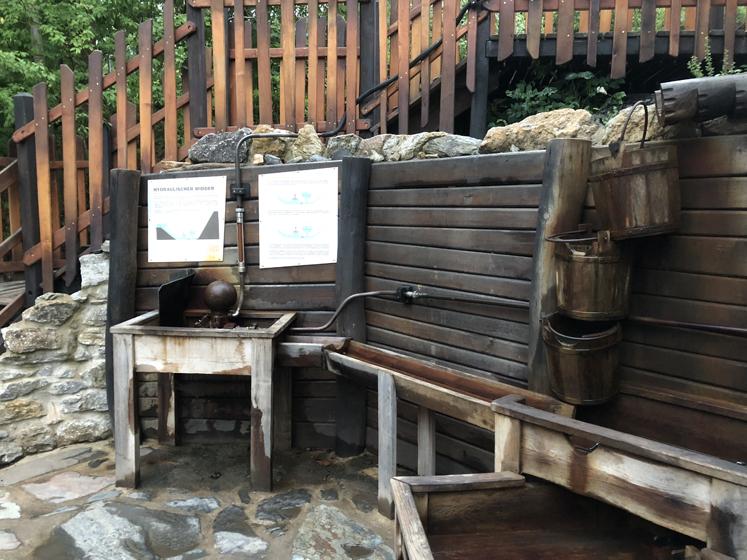 Saalfelder Feengrotten – Wasserkunst