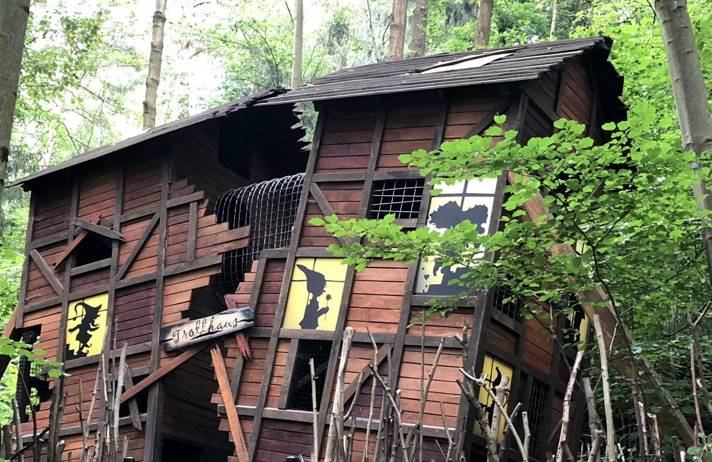 Saalfelder Feengrotten - Haus zum Toben