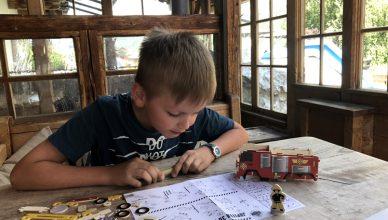3D Puzzle – Feuerwehr Sam Zusammenfügen