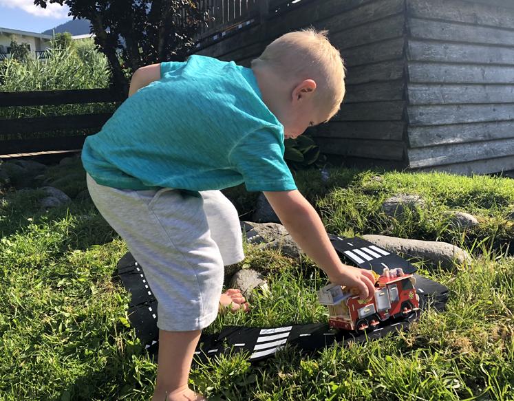 3D Puzzle – Spielen mit Feuerwehr Sam