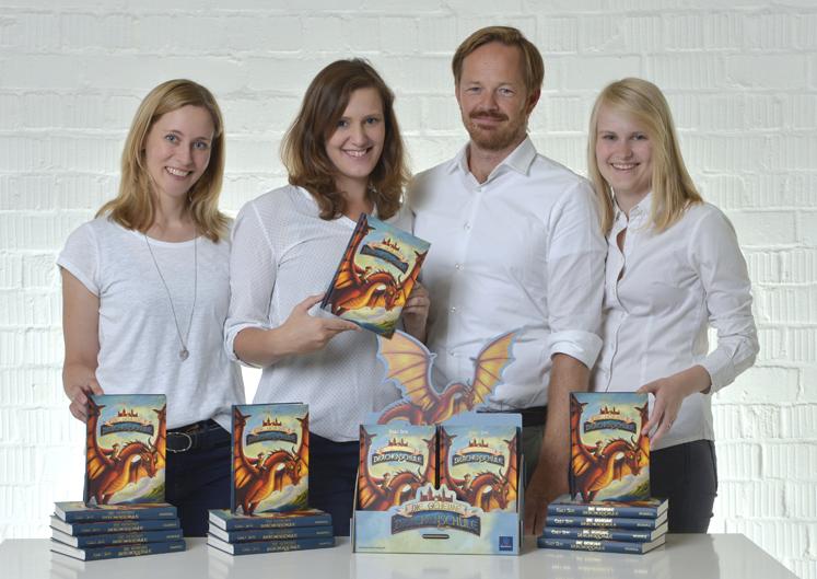 Die geheime Drachenschule Das Autoren-Team