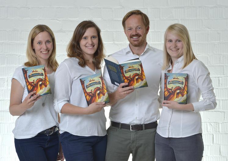 Die geheime Drachenschule Lektoren-Autoren