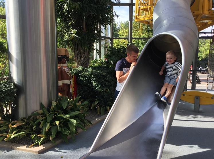 PLAYMOBIL FunPark Rutschen im Klettergarten