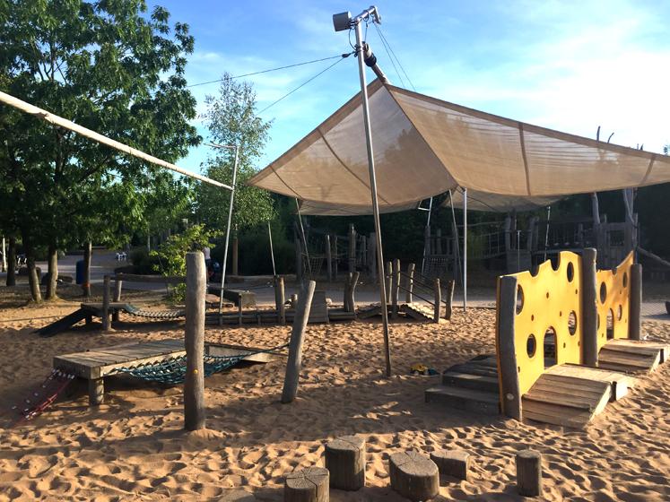 PLAYMOBIL FunPark Spielplatz
