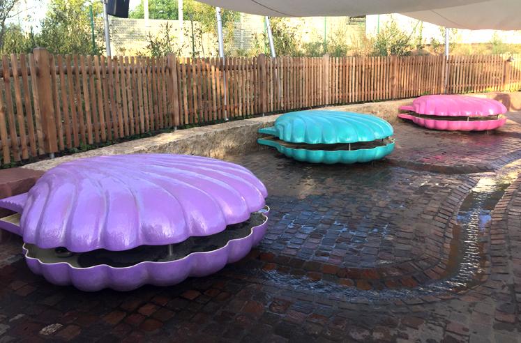 PLAYMOBIL FunPark Wassermuscheln