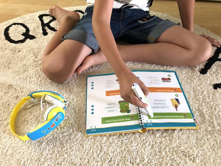 BOOKii Englisch spielerisch lernen