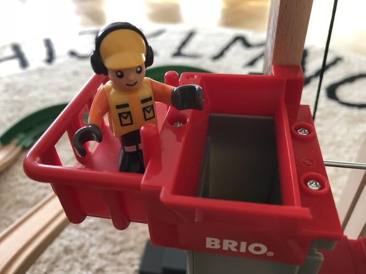Das Große Lagerhaus BRIO - Aufsichtsplatform