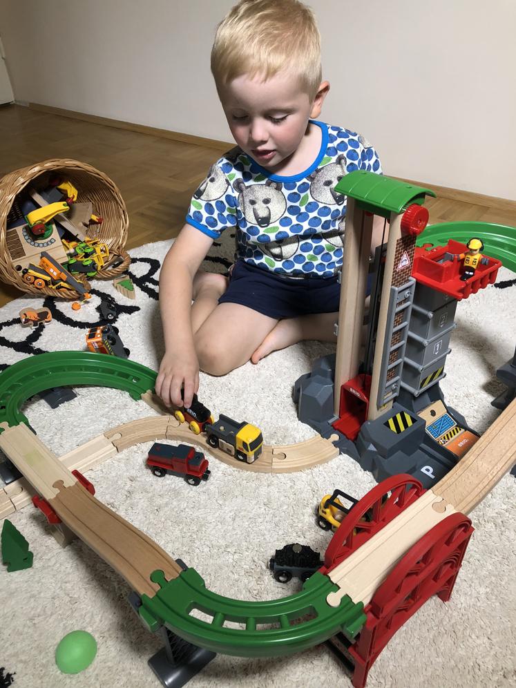 Das Große Lagerhaus BRIO - Spielen und Entdecken