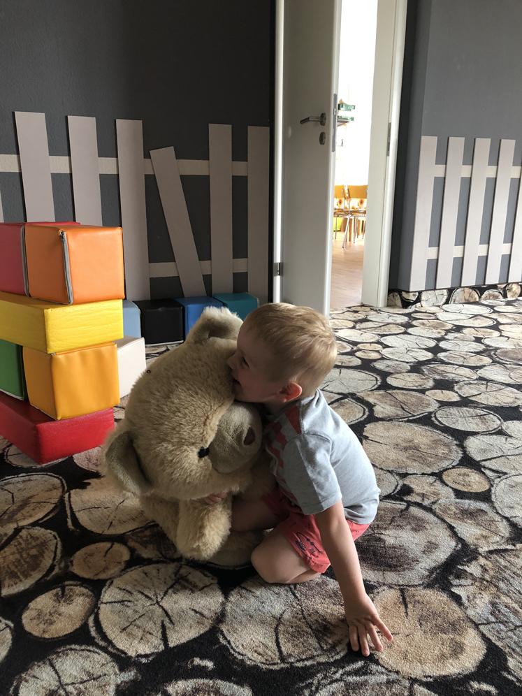 Elldus Resort - Fips Kinderbetreuung
