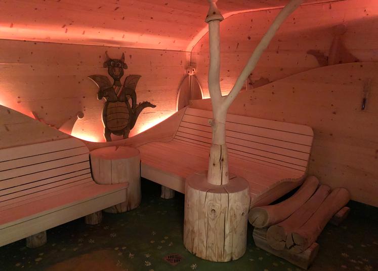 Elldus Resort - Fips Sauna