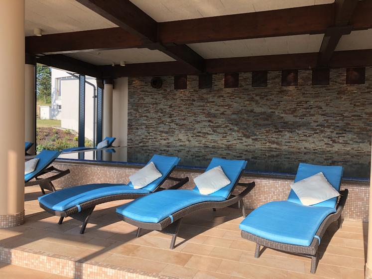 Elldus Resort - Schwimmbad