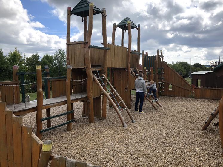 Elldus Resort - Spielplatz