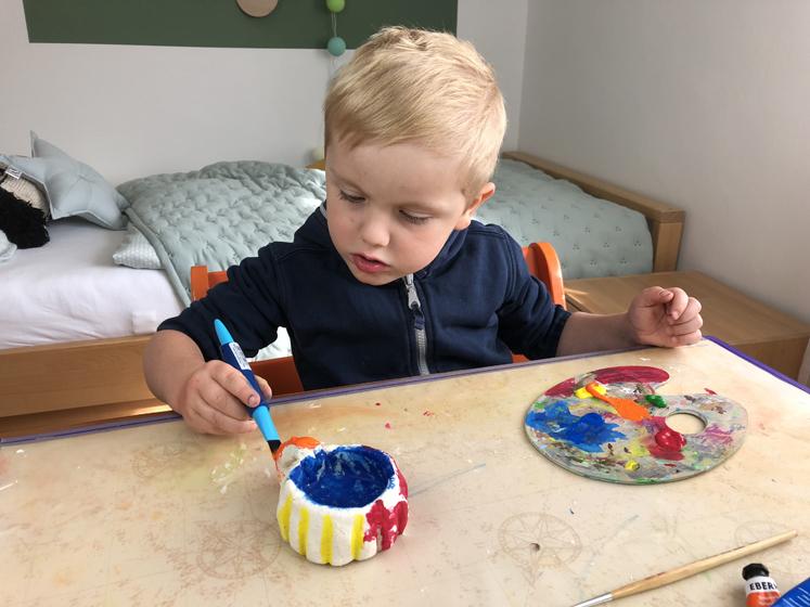 Werkbuch für Kinder - Tassenhenkel