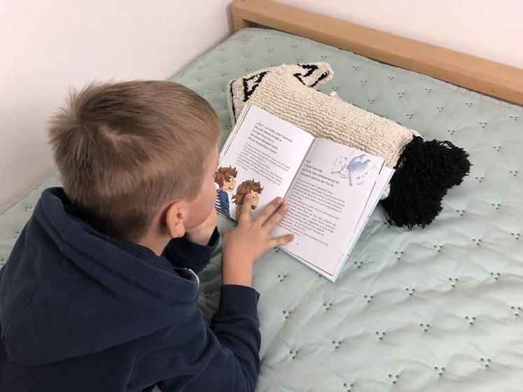 Flaffy Flitzekeks_Abschnitte für Kinder und Erwachsene