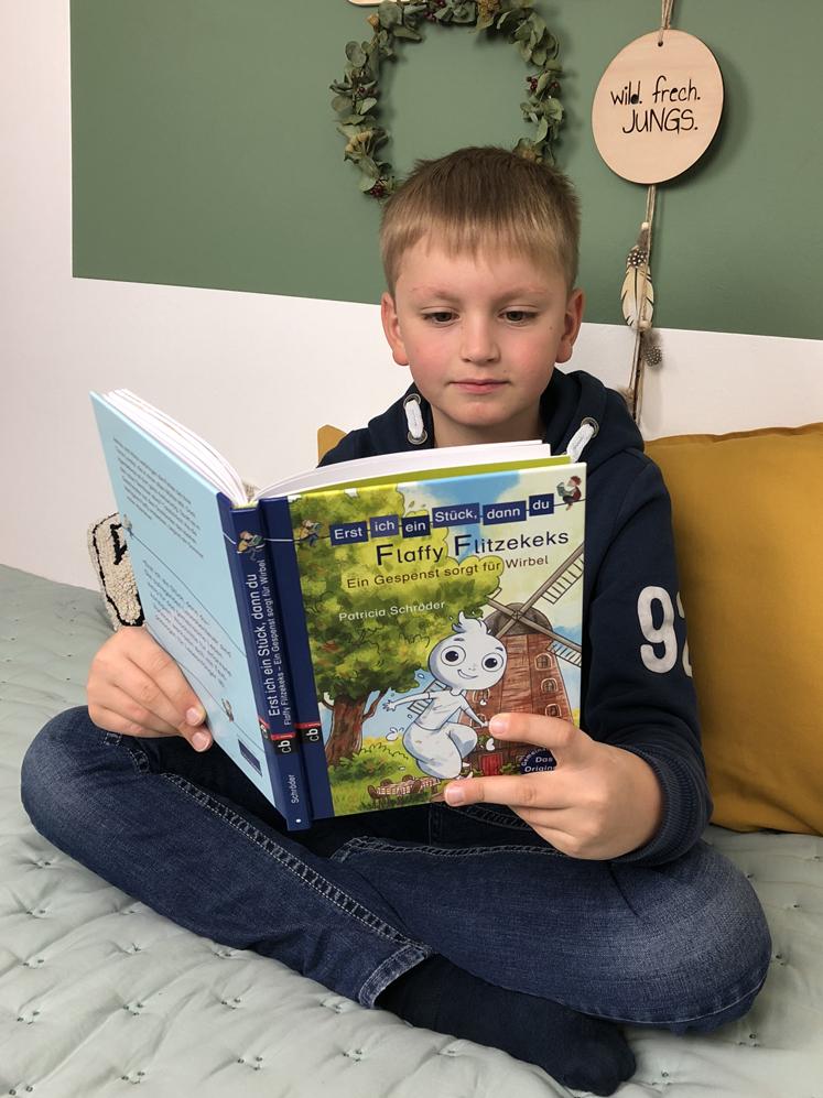 Flaffy Flitzekeks_Kinderbuch