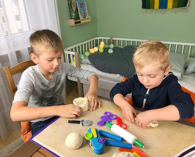 Werkbuch für Kinder - Puppentasse formen