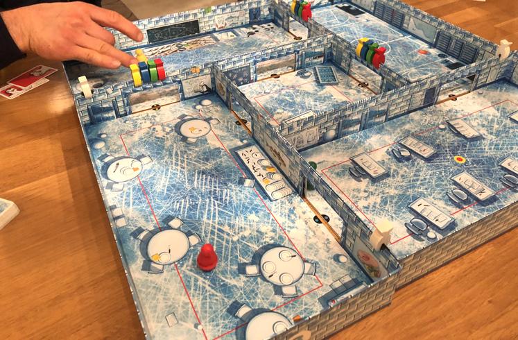 Bloggeburtstag ICECOOL von Amigo Spiele