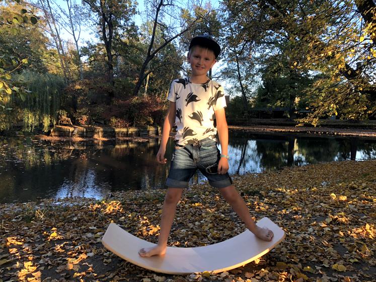 Wobbel Board Balance