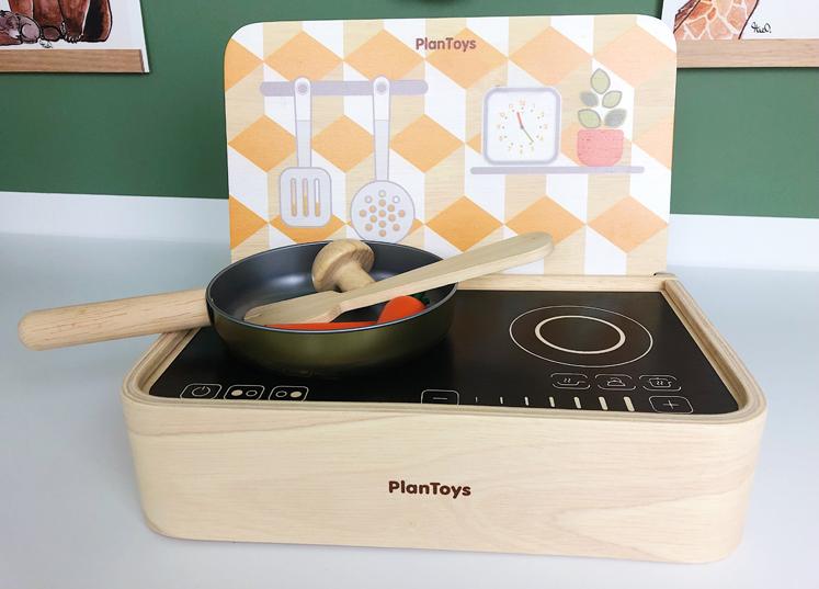 Blogger Adventskalender - Holzkinderküche von PlanToys