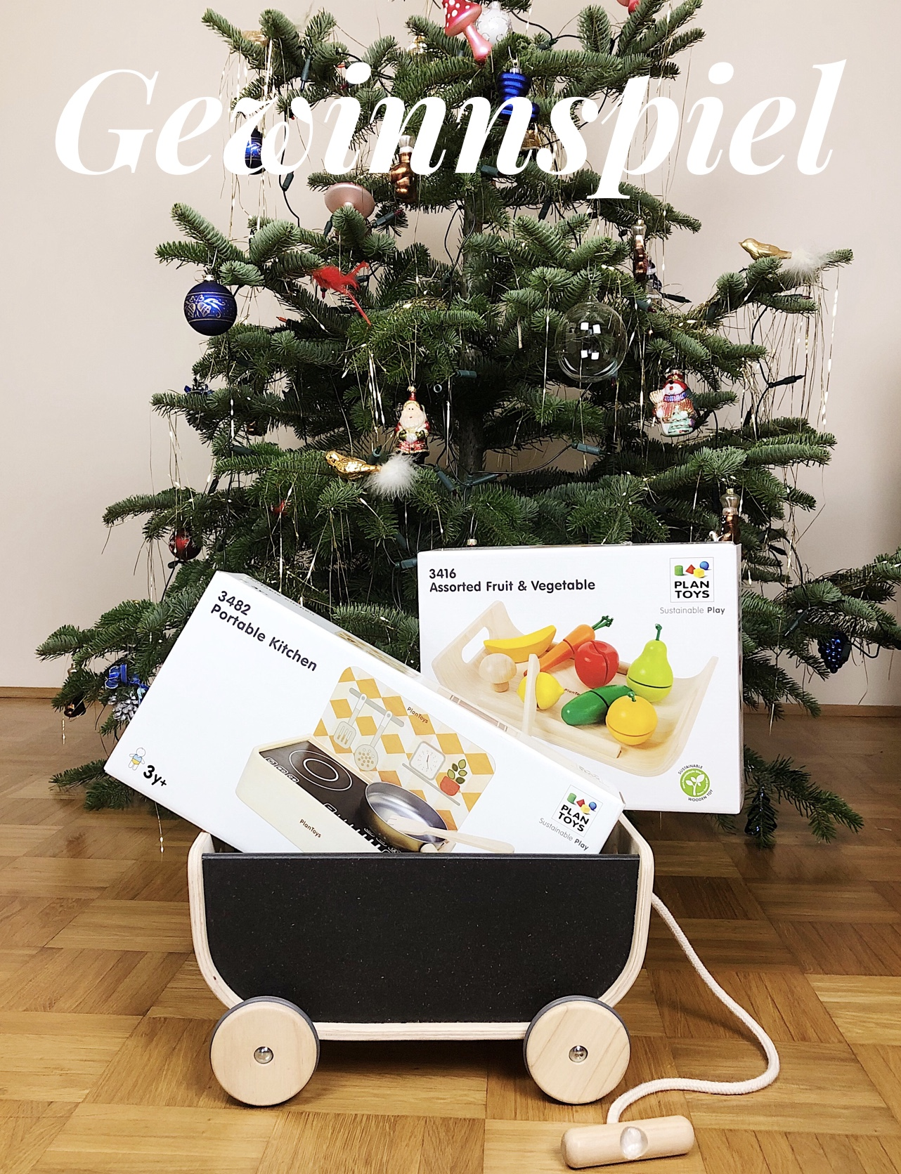 Blogger Adventskalender - Verlosung