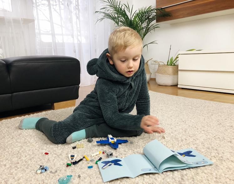 LEGO 4+ Reihe - Altersgerechte Anleitung