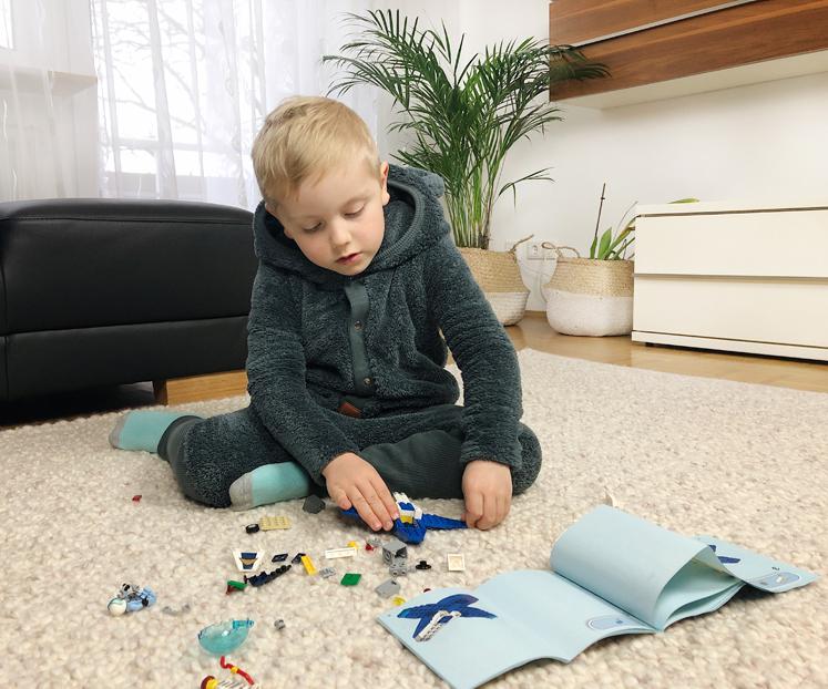 LEGO 4+ Reihe - praktische Quick-Start-Elemente
