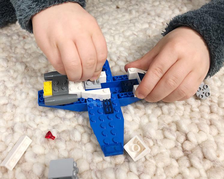 LEGO 4+ Reihe - Schritt für Schritt