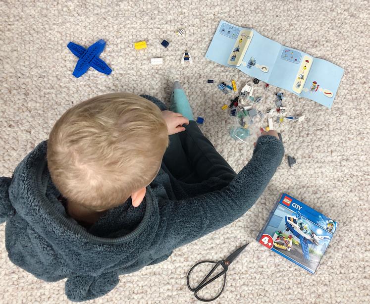LEGO 4+ Reihe - Inhalt des Sets