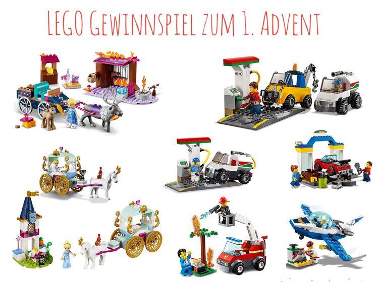 LEGO 4+ Reihe - Große LEGO 4+ Adventsverlosung